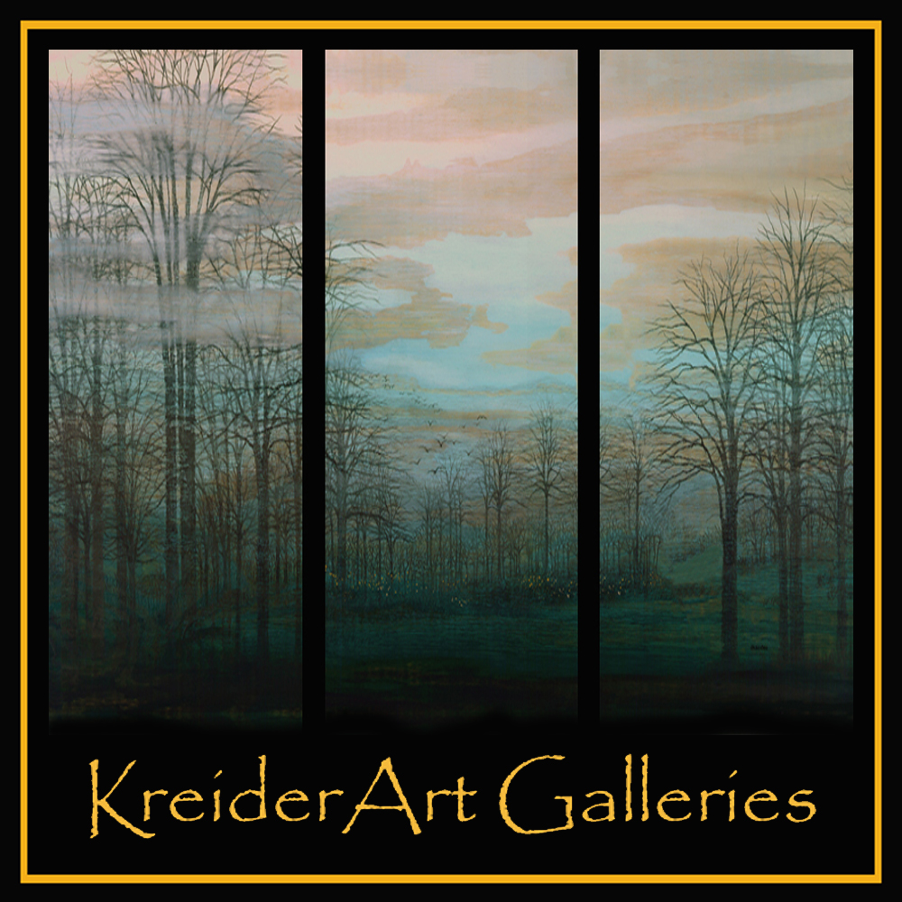 KreiderArt Gallery of Arts in Woodburning and Pyrography